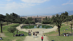 Families will enjoy visiting Boboli Gardens in Florence