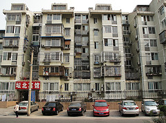 Apartments in China