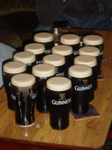 Guiness - Moving to Ireland