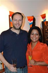Harini and Eric - expats living in the netherlands