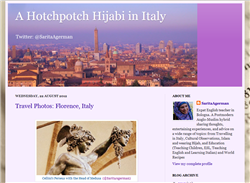 A Hotchpotch Hijabi in Italy