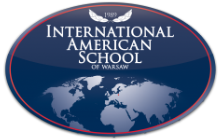 International American School of Warsaw logo