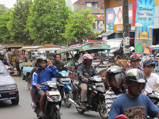 Road safety in Indonesia