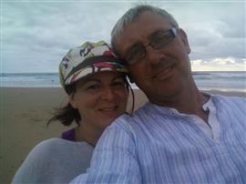 Jenny and John - British expats living in France