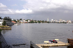 Victoria Island - areas and suburbs of Lagos