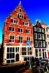 The Amsterdamian - A Romanian expat blog in Amsterdam