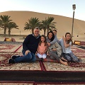Mark Peters is an American expat living in the UAE