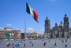 Mexico City by Schlaeger, Moving to Mexico