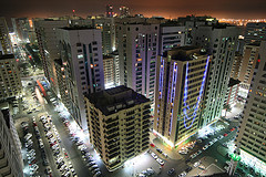 Nightlife in Abu Dhabi
