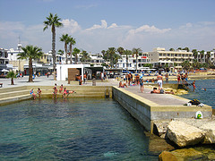 Paphos - one of the most popular destinations for moving to Cyprus
