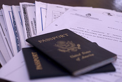 Paperwork for permanent residency in Argentina