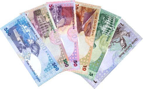 The Riyal (QAR), the currency in Qatar