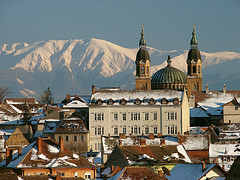Expats moving to Romania do so for job opportunities and its natural beauty