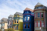 Housing in San Fransisco - Haight Ashbury