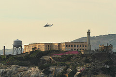 Alcatraz island is a major San Francisco attraction