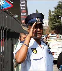 Police in South Africa - copyright ER24 (pty) ltd @ Flickr