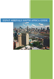 Expat Arrivals South Africa Guide