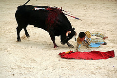 Bullfighting in Spain is a bit of a culture shock for many expats