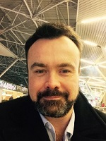 Stephen Matthews is a British expat living in Moscow, Russia