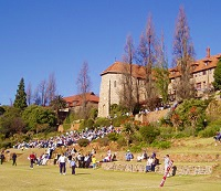 St Johns College, a school in Johannesburg from Wikipedia Commons