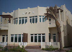 Villas in Qatar can be costly