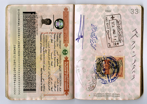 Visa for Saudi Arabia