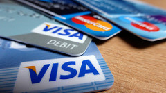 Credit cards are not common in Angola