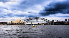 The Sydney Opera House is a famous attraction