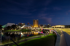 Adelaide is popular with expats
