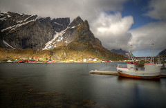 Norway is a relatively popular expat destination