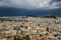 Athens, a capital city where ancient meets modern
