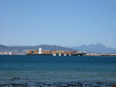 Shipping and removals in Cape Town