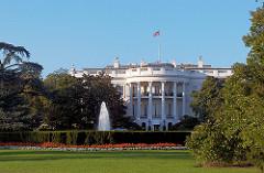 the White House - Expat guide to Washington DC