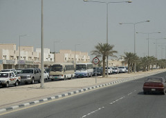 roads in qatar