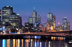 Melbourne is a popular expat destination