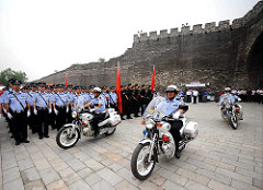 Beijing Patrol - Ensuring expat safety in China