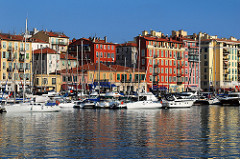 Moving to Nice, France