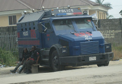 Nigerian police - Safety and security in Nigeria