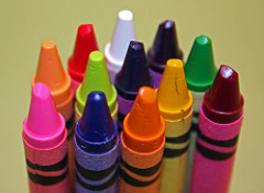 Crayons - Education and schools in Nigeria