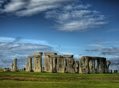 Stonehenge is a famous symbol of the United Kingdom