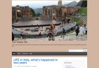 This Italian Life - An American expat blog in Italy