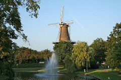 Dutch windmill - Moving to the Netherlands