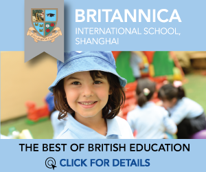 Brittanica International School Shanghai